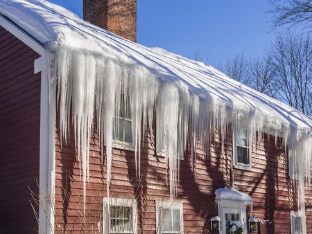 Delightful How Your Huntsville Roofing Can Help Prevent Ice Dams